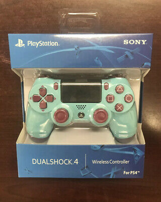 Sony DualShock 4 Wireless Controller for PS4 -Berry Blue-Brand New Sealed In Box
