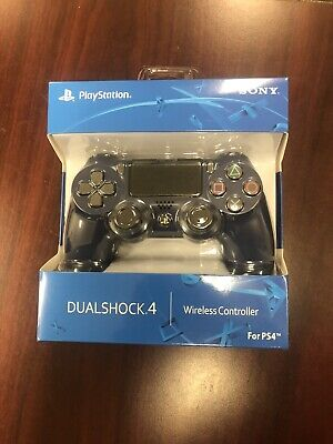Sony DualShock 4 Wireless Controller for PS4 Midnight Blue Brand New Sealed