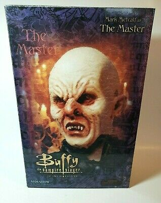 "Btvs Sideshow 12"" Buffy The Vampire Slayer The Master 1/6 Action Figure"