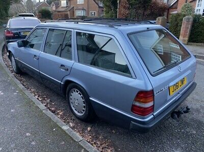 Mercedes 300TE 24 E-Class Estate 7 seater 79000 miles with full service history