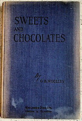Sweets And Chocolates By G B Woolley