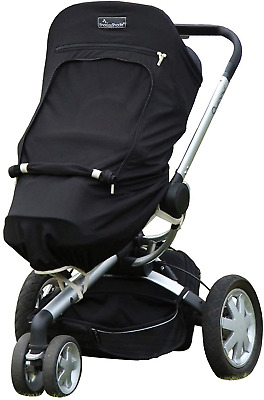 SnoozeShade Plus 6m+ - Baby and Toddler Buggy Sun Shade and Sleep aid for and -
