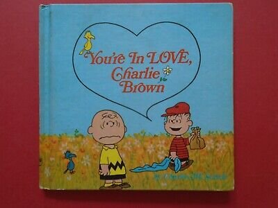 Schulz, Charles M, You're In Love Charlie Brown 1St Edition 1968 Vg