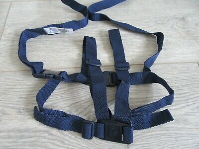 Clippasafe Baby Toddler Boy Safety Harness Walking Reins - Navy - Never Used