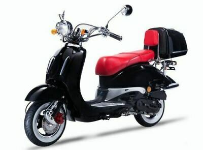 TECHNO CLASSIC 2.0  50 ccm EFI  - Motorroller -Scooter - inkl. Top Case