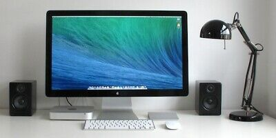 """Apple A1407 Thunderbolt Display 27""""  LED Monitor Mint Conditions"""