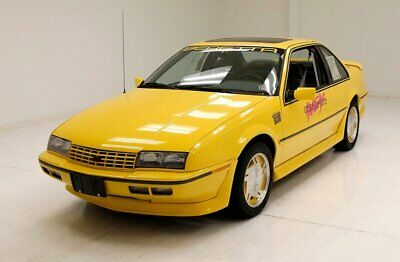 1990 Chevrolet Beretta Indy Pace Car 22 Actual Miles/One of 1,500 Produced/Sporty Interior/3.1 Liter V6