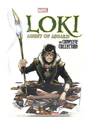 Loki Agent of Asgard Complete Collection Marvel Comics TPB Trade Paperback NEW