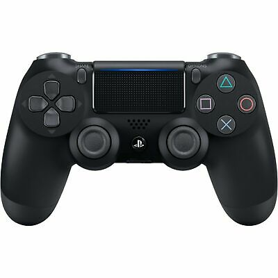 Doubleshock Wireless Controller for PlayStation 4- Black