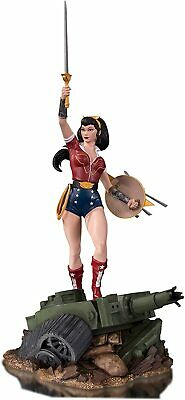 💥💥 Wonder Woman Bombshells Deluxe Statue - Sealed,Dc Collectibles💥💥