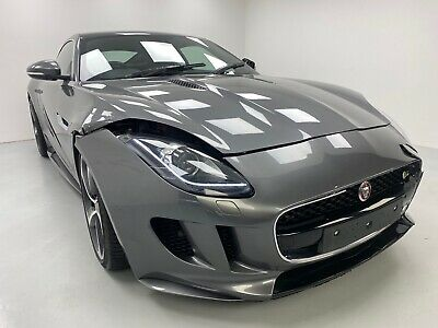 2016 JAGUAR F TYPE S V6 SUPERCHARGED QUICKSHIFT : CAT N : xkr f-type