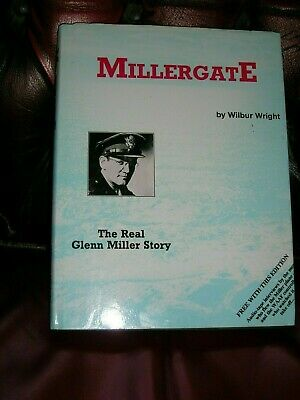 millergate by wilbur wright signed  1st edition wrightway publishing 1990