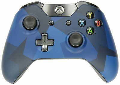Xbox One Special Edition Midnight Forces Wireless Controller Camouflage - No Box