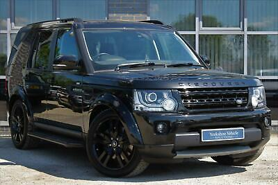 2014 Land Rover Discovery 4 3.0 SD V6 HSE Luxury 5dr Auto SUV Diesel Automatic
