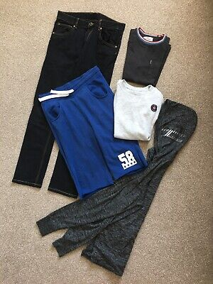 Boys clothes 12-13 years bundle by Ben Shernam, H&M, Next: T-shirt Jeans Hoodie