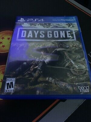 Days Gone (Playstation 4, 2019) (USED)