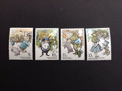 Gb 1979 Sg1091-1094 Year Of The Child Mnh