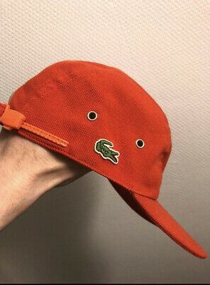 Casquette Lacoste Girolle