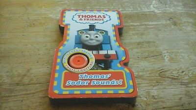 Marks and Spencer Thomas and friends boardbook
