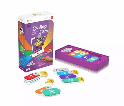 Brandnew Osmo Coding Jam Game (Osmo Base Required)