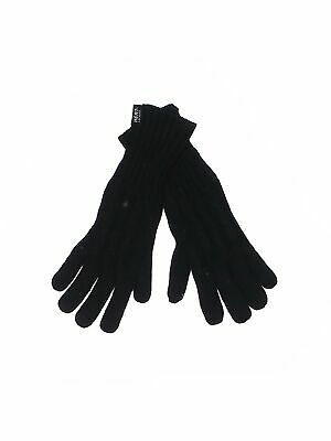 Assorted Brands Women Black Gloves One Size