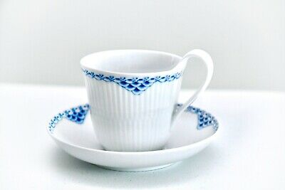 Royal Copenhagen PRINCESS High Handle Cup and Saucer