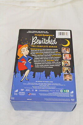 Bewitched Complete Series DVD Collection