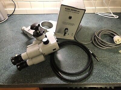 Carl Zeiss Opmi 1-FC Surgical Microscope
