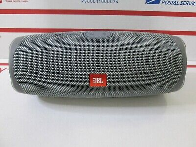 JBL Charge 4 Portable Waterproof Wireless Bluetooth Speaker - Gray