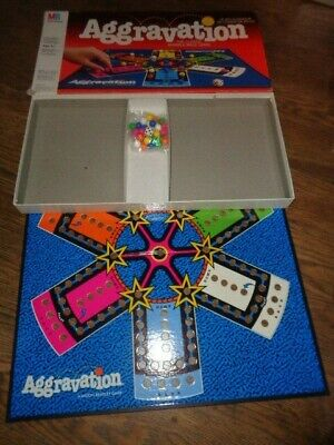 Aggravation Game 1994 by Milton Bradley -Complete