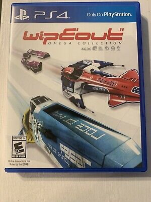Wipeout PS4 Playstation 4