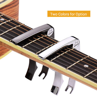 Guitar Capo Trigger Clamps for Acoustic Electric Classical Guitars & Banjo B6O5