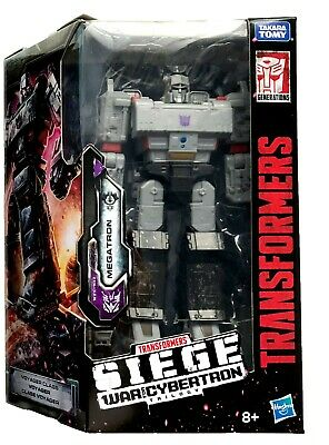 Transformers War For Cybertron Siege 35th Anniversary Megatron Kapow Exclusive