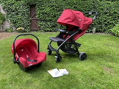 Joie Muze Pushchair And Juva Car Seat Travel