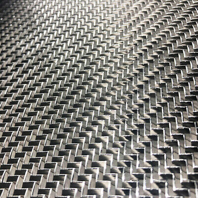 Metallic Carbon fiber & Silver + Silver reflection mixed Carbon cloth 50*100cm