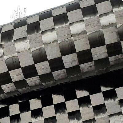 12K 200G Ultra-thin Carbon Fiber Fabric Cloth Plain Weave Carbon Cloth 150*50cm