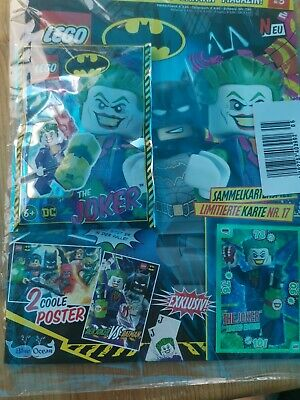 Lego Batman Joker 211702  Polybag Neu Ovp