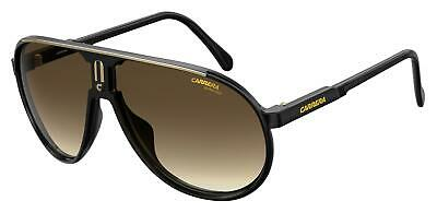 NEW Carrera CA Champion Sunglasses 0807 Black 100% AUTHENTIC