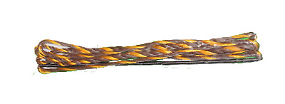 """56/"""" ACTUAL LENGTH FASTFLIGHT FLEMISH Recurve Bow String Bowstring Archery USA"""