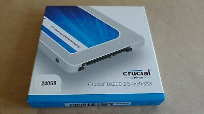 Crucial CT240BX200SSD1 BX200 240 GB SATA 2.5 Inch Internal Solid State Drive SSD