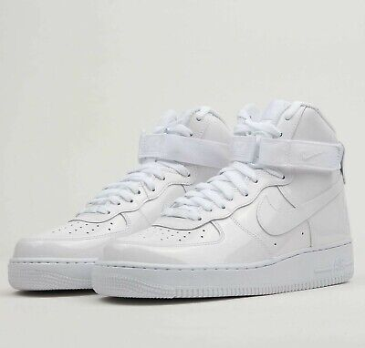 NIKE AIR FORCE 1 Sheed Patent 306347 611 2004 off white mid