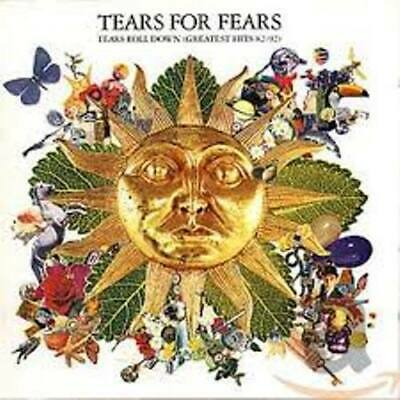 Tears For Fears - Tears Roll Down - Greatest Hits 82–92 (Cd) BRAND NEW & SEALED