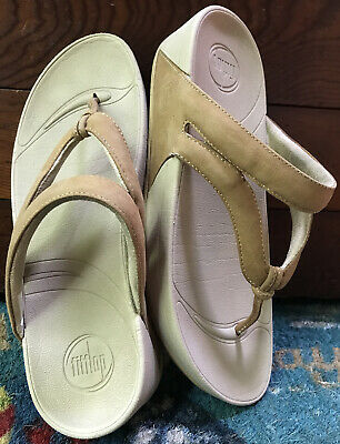 WM'S FITFLOP VIONIC WHIRL SANDAL 'MAPLE