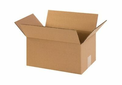 The Boxery 8x6x4 Shipping Boxes 25 Pack