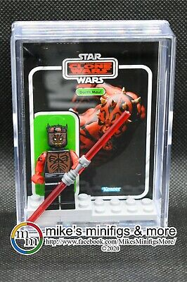 Star Wars Custom Carded Mini-figure Darth Revan Minifigure KOTOR Old Republic rd
