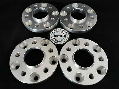 25MM 5x108 63.4CB to 5x114.3 72.6CB HUBCENTRIC WHEEL PCD ADAPTER SPACER KIT