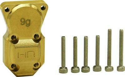 Hot Racing - 9g Brass Differential Cover, for Axial SCX24