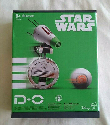 Disney Has To Star Wars Rise Of Skywalker App Controlled D O Interactive Droid 55 00 Picclick Uk
