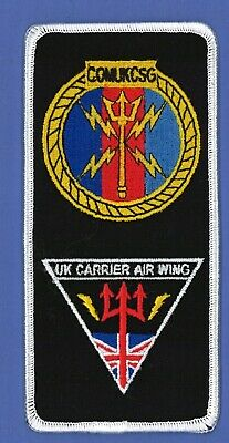 MANCHESTER /& SALFORD UAS  EMBROIDERED PATCH BADGE FACS SIZE