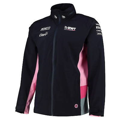 Racing Point F1 Men's Team Rain Jacket  - 2020